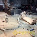 Евраз-Холдинг. ТЭЦ ЗСМК. г. Новокузнецк. Демонтаж фундаментов. Фортис-строй